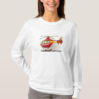 Helicopter Ambulance T-Shirt