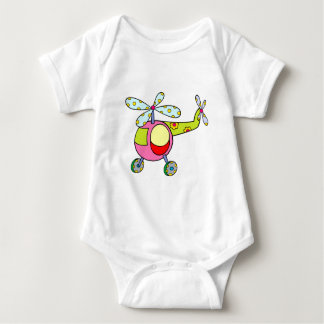 Helicopter Baby Bodysuit