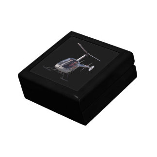 Helicopter Gift Box Cool Helicopter Jewerly Box