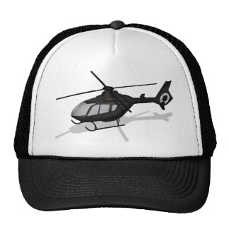 Helicopter Mesh Hat
