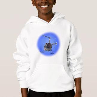 Helicopter Hoodie Cool Kid's Chopper Sweatshirts