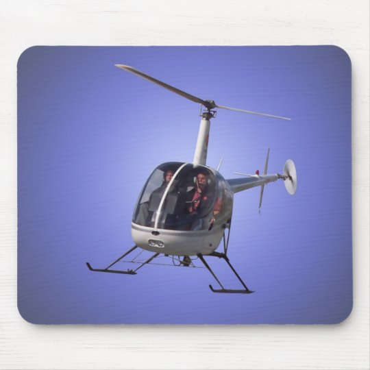 Helicopter Mouspad & Keepsakes Helicopter Gifts Mouse Mat