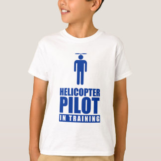 Helicopter Pilot in Training T-Shirt