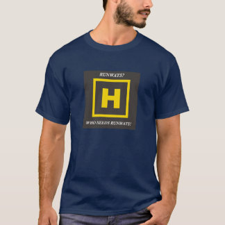Helicopter Runways T-Shirt