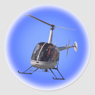 Helicopter Stickers Fun Helicopter Gift & Stickers