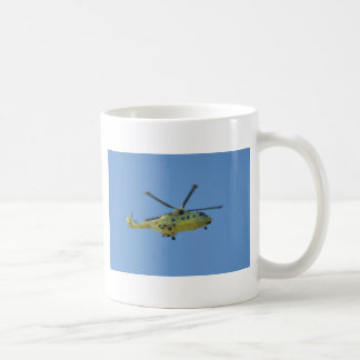 Helicopter to The Isles of Scilly Coffee Mug