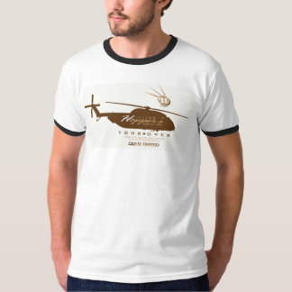 Helicopter Tours T-Shirt