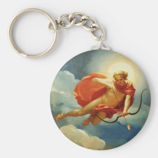 Helios as Personification of Midday Keychains