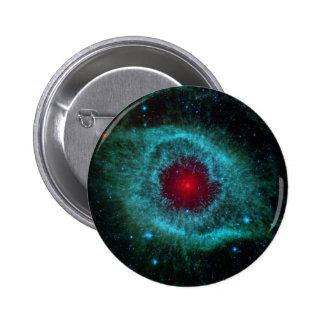 Helix Nebula 6 Cm Round Badge