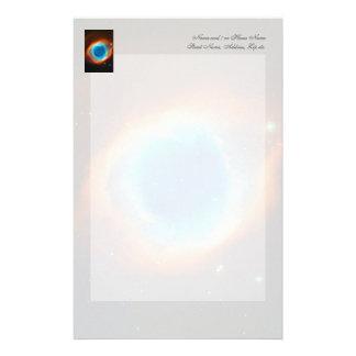 Helix Nebula aka Eye of God Stationery