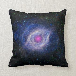 Helix Nebula Astronomy Pillow