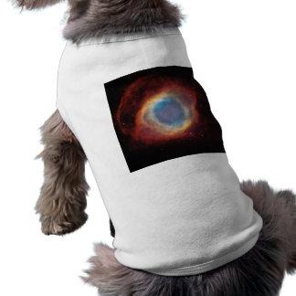 Helix Nebula by Hubble Sleeveless Dog Shirt