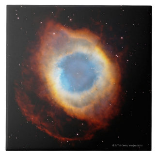 Helix Nebula Large Square Tile
