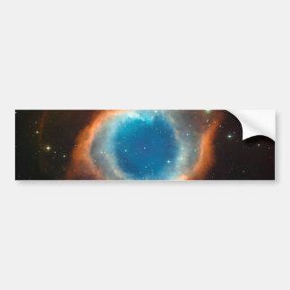 Helix Nebula Space Astronomy Bumper Sticker