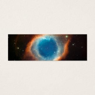 Helix Nebula Space Astronomy Mini Business Card