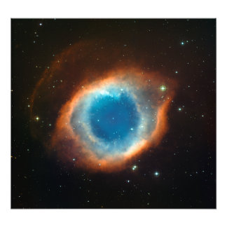 Helix Nebula Space Astronomy Photograph