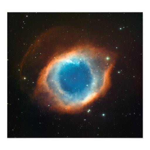 Helix Nebula Space Astronomy Photograph