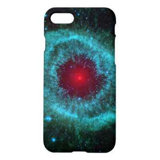 Helix Nebula Space Astronomy Science Photo iPhone 8/7 Case