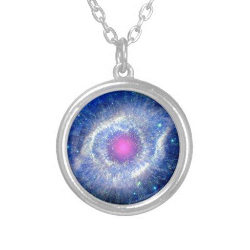 Helix Nebula Ultraviolet Jewelry
