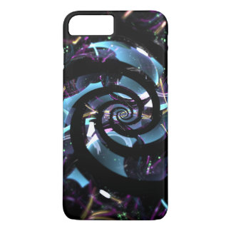 Helix of space iPhone 8 plus/7 plus case