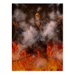 Hell Fire Postcards