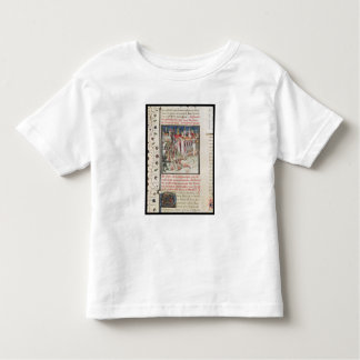Hell, from 'De Civitate Dei' by St. Augustine Toddler T-Shirt