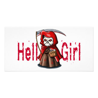 Hell Girl Photo Cards