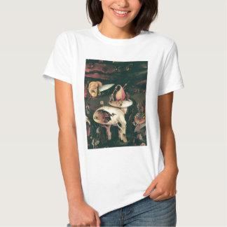 Hell. Hieronympous Bosch. 1503-1504 Tees