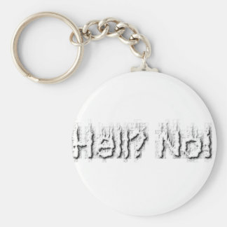 Hell? No! Keychain