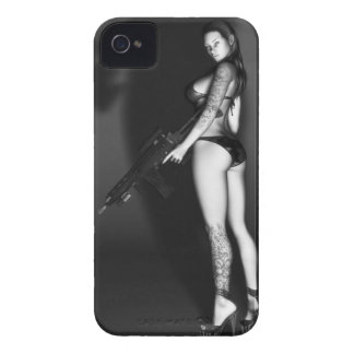 Hell on Heels 2 Case-Mate ID iPhone 4/4S iPhone 4 Case
