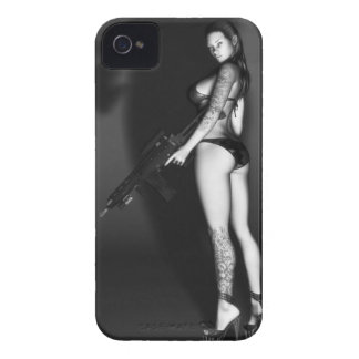 Hell on Heels 2 iPhone 4/4S Case-Mate Barely There iPhone 4 Cases