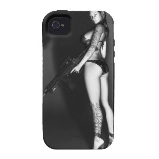 Hell on Heels 2 iPhone 4 Case-Mate Tough Vibe iPhone 4 Cover