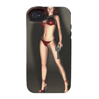Hell on Heels iPhone 4 Case-Mate Tough iPhone 4/4S Cases