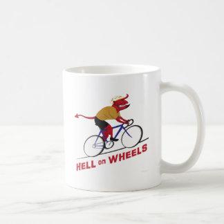 """Hell on Wheels"" Coffee Mug"