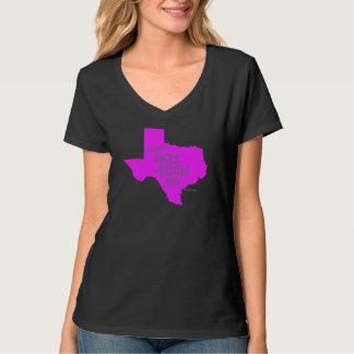 Hell or High Water #Texas Strong T-shirt Women