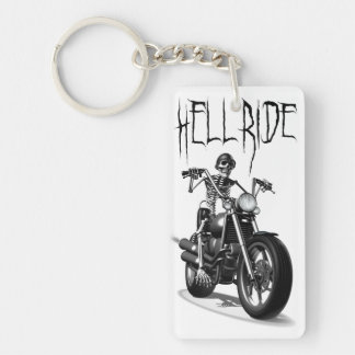 Hell-Ride Key Chain
