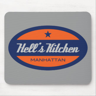 Hell s Kitchen Mouse Pad