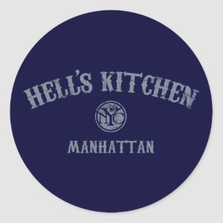 Hell s Kitchen Stickers