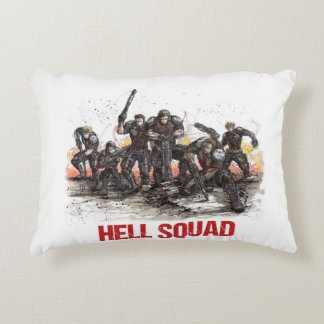 Hell Squad Accent Pillow