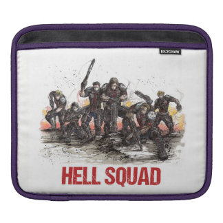 Hell Squad iPad Sleeve