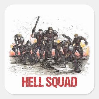 Hell Squad Sticker