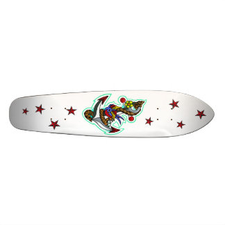 HELL YEAH! BRAND ALL AMERICAN SKATE BOARDS