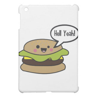Hell Yeah Burger Cover For The iPad Mini