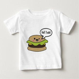 Hell Yeah Burger T Shirts