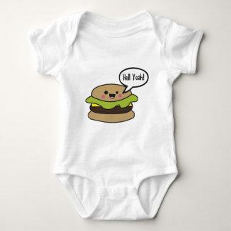 Hell Yeah Burger Tshirts