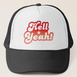 Hell YEAH! Trucker Hat