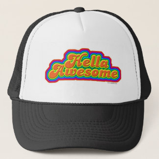 Hella Awesome Cap