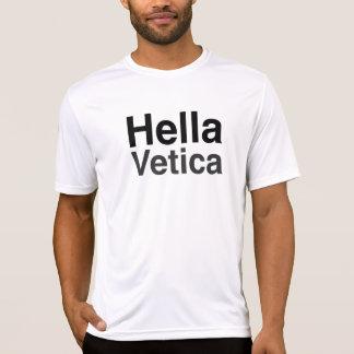 Hella Vetica T-Shirt