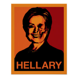 HELLARY 14x17.82 Poster