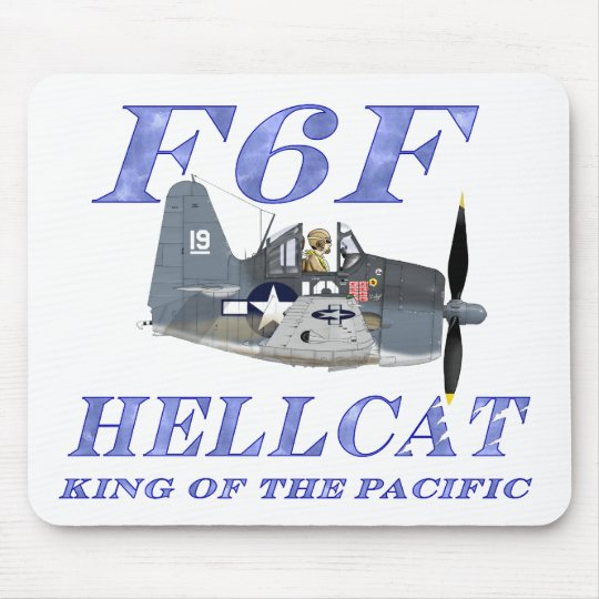 Hellcat mouse Pad
